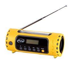 Freeplay Kurbelradio TUF Multi Band / Solar Freeplay Kurbelradio TUF Multi Band / Solar von Damit können Sie jederzeit und an jedem Ort, unabhängig von der Stromversorgung, Nachrichten empfangen. Im Notfall ist es wichtig, Meldungen und Hinweise über das Radio zu bekommen. Mit diesem Gerät sind Sie zu Hause, aber auch unterwegs stets informiert. Dieser …