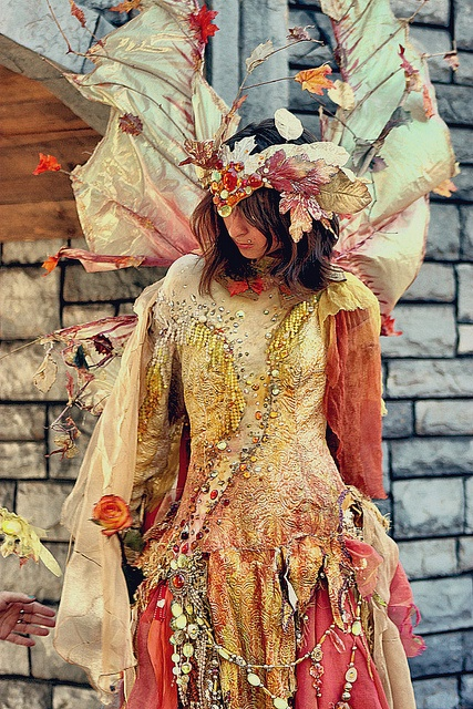 Fall Fairy 002 by AmandaLee'sImaginography, via Flickr
