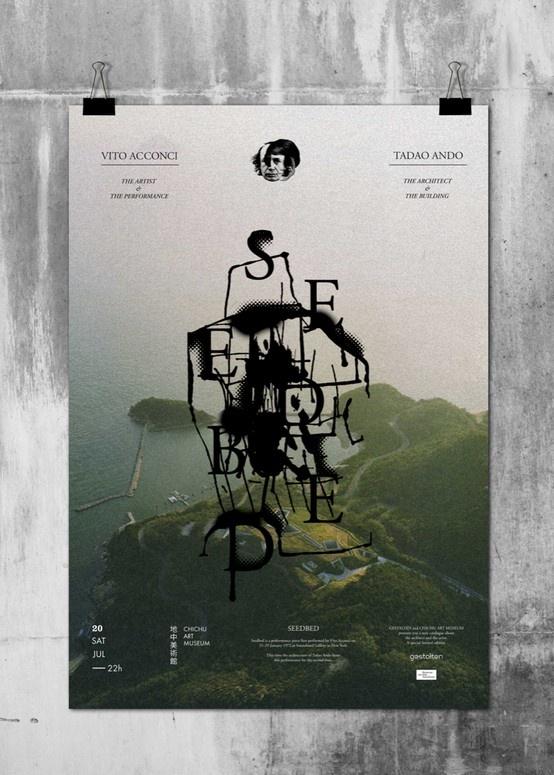 Expo. Poster, Identity.  2013  Frän Alðnssön