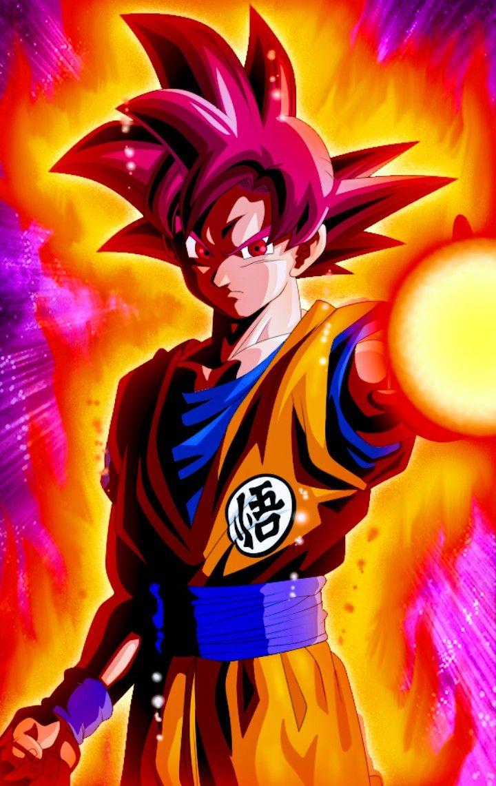 Goku Super Saiyan God Dragon Ball Super Dragon Ball