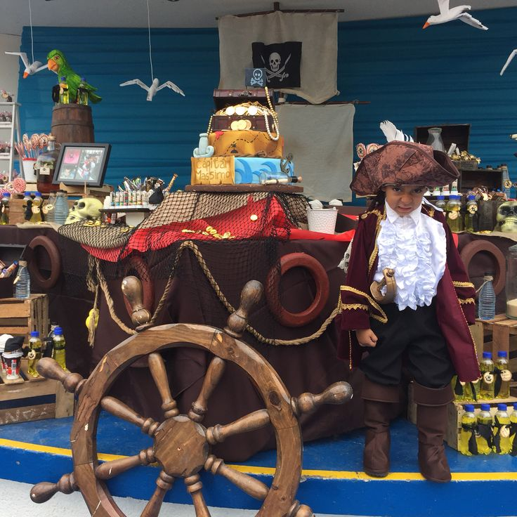 Mesa pirata
