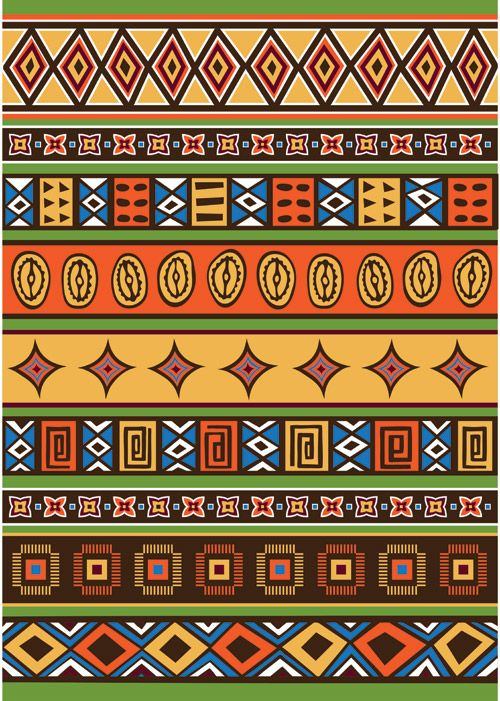 Ethnic African