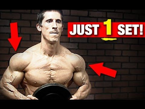 Shoulder Workout in ONE Set (137 INTENSE REPS!!) - YouTube