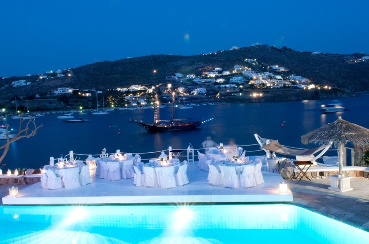 Organizing  A Wedding In Mykonos..