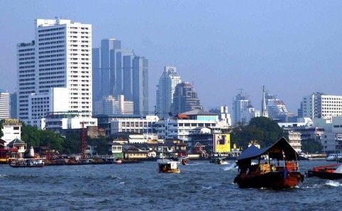 Bangkok, Thailand.  October 2014