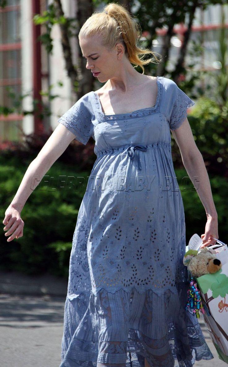 Nicole Kidman pregnant with Sunday Urban