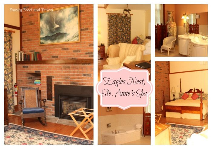 Eagle's Nest at Ste Anne's Spa - Family Food And Travel