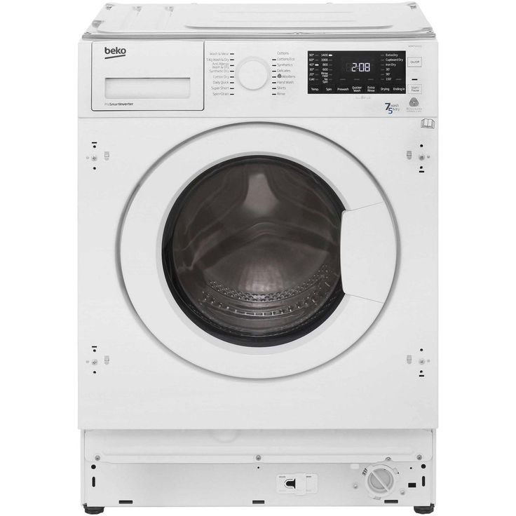 Beko WDIR7543101 Integrated 7Kg / 5Kg Washer Dryer with 1400 rpm