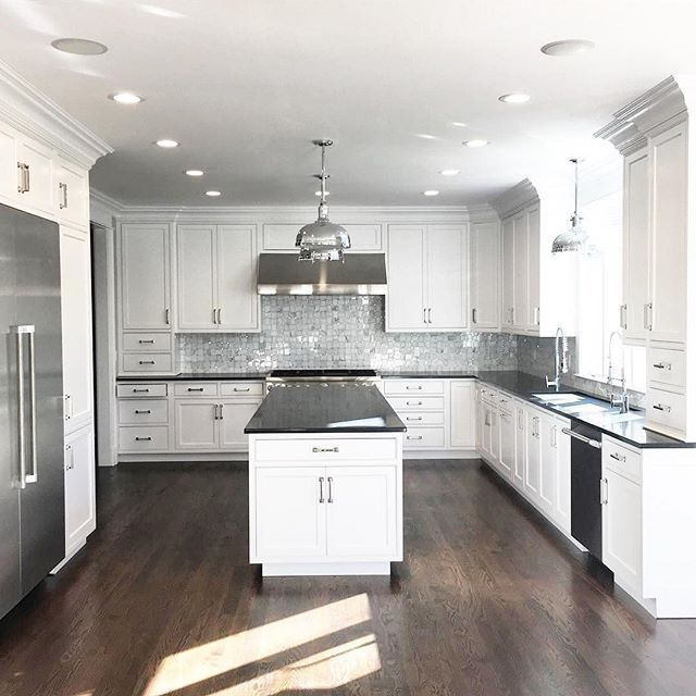 Galley Kitchen Oak Cabinets: Home - Kitchen & Dinning