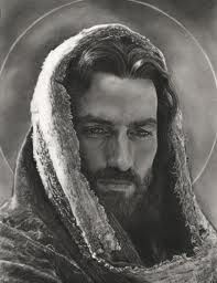 I like pictures of Jesus that show his masculinity.  He was a manly man while being a gentle and kind man.