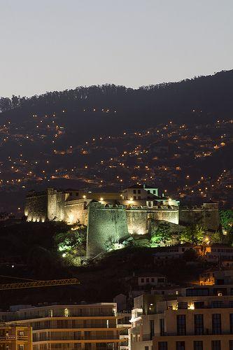 Fortaleza do Pico - Funchal, Madeira | por konceptsketcher