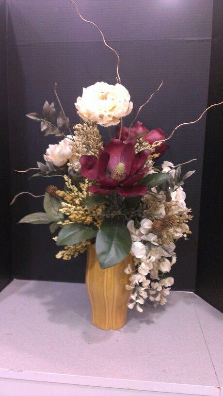 Magnolia and Peony design...Robin Evans