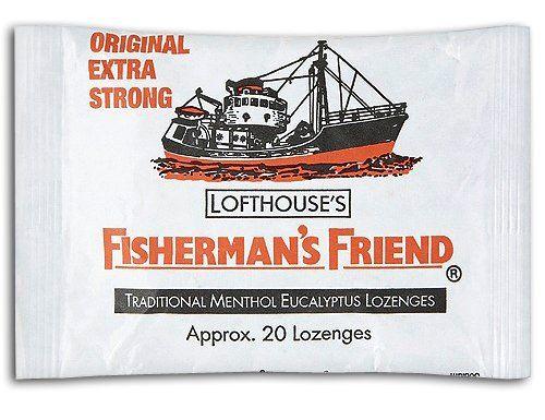 Fishermans Friend Lozenges 25g