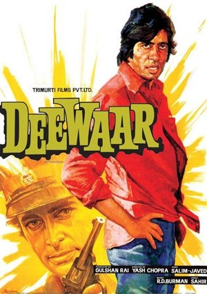 Yash Chopra's Deewar brought forward the quintessential question of virtue and vice. Many aspects of Indian cinema and drama were tested in this film, which was an iconic one.