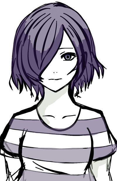 Los Dibujos de Caro-chan - Touka Kirishima - Wattpad