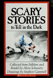 I WAS OBSESSED WITH THIS BOOK AS A CHILD. It was always checked out at the library. #acceleratedreader: Worth Reading, Books, 90 S, Scary Stories, Elementary School, Dark, Favorite Book, Scarystories, Kid