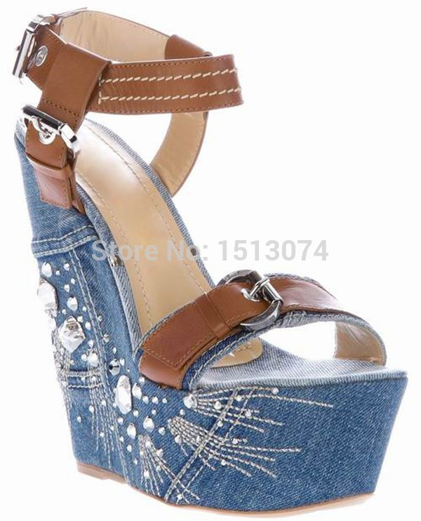 New-Ultra-High-Women-Shoes-font-b-Platform-b-font-Wedges-Buckle-Strap-Shoes-font-b.jpg (600×742)
