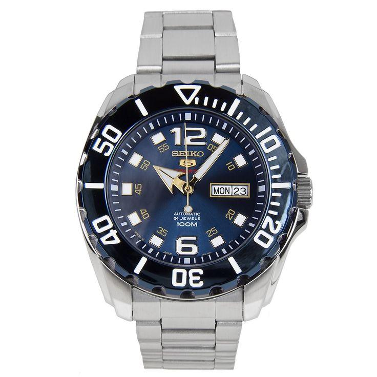 Sports Watch Store - Seiko 5 Sports SRPB37J SRPB37J1 Analog Japan WR100m Stainless Steel Case Male Watch, $309.20 (https://www.sports-watch-store.com/seiko-5-sports-srpb37j-srpb37j1-analog-japan-wr100m-stainless-steel-case-male-watch/)