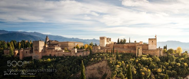 La Alhambra - Feel free to comment but only if you really want to do it. However any honest text comment is more than welcome. I can't promise to write any comment in response to each one of your reviews favorites or group invitations. Please don't use my images without authorization they are copyrighted. Thank you ! Comenta la imatge sols si t'apeteix. En tot cas un comentari de text sincer és més que benvingut. No puc assegurar-te una resposta a cada comentari favorits o invitacions a…