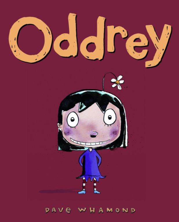 Oddrey Book | Author/Illustrator: Dave Whamond | Hardcover | shopAGO 2012 Gift Guide
