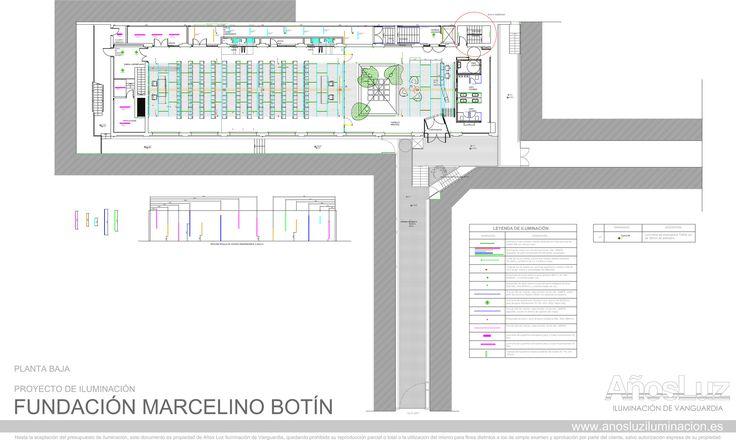 Galería de Proyecto de Iluminación: Oficinas de Fundación Botín por Años Luz, Iluminación de Vanguardia - 17
