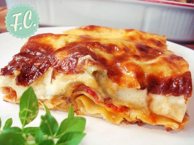 Τέλεια Λαζάνια Φούρνου, Μπορεί η πιο απλή και εύκολη συνταγή για λαζάνια στον φούρνο να είναι και η νοστιμότερη;