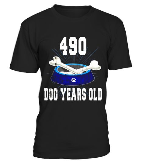 """# 490 Dog Years Old 