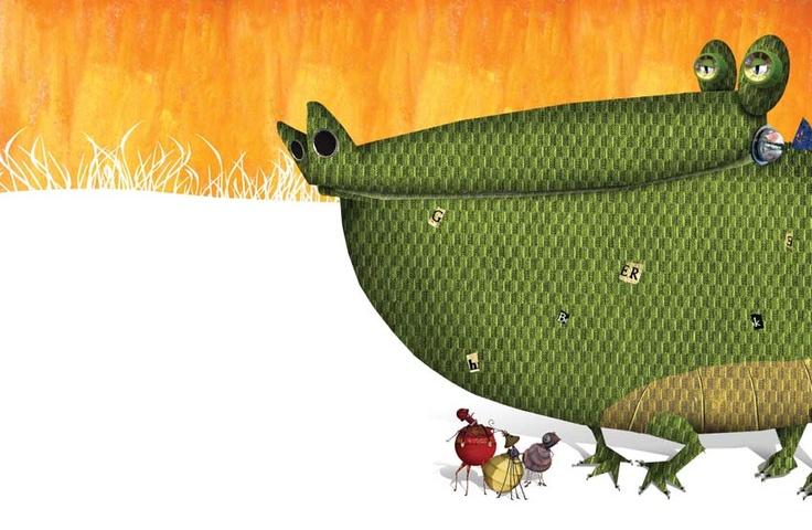 PABLO BERNASCONI: Libros infantiles para otros autores