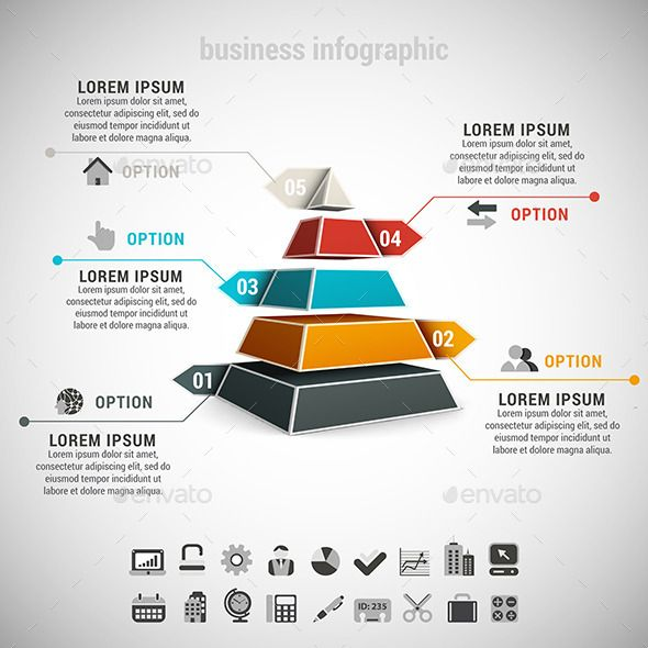 Business Infographic — Photoshop PSD #blue #creative • Available here → https://graphicriver.net/item/business-infographic/10717754?ref=pxcr