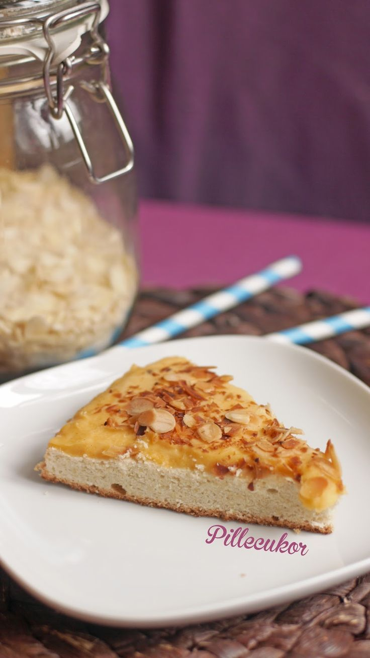 Pillecukor ♥: Svéd mandulatorta (glutén-, és cukormentes)