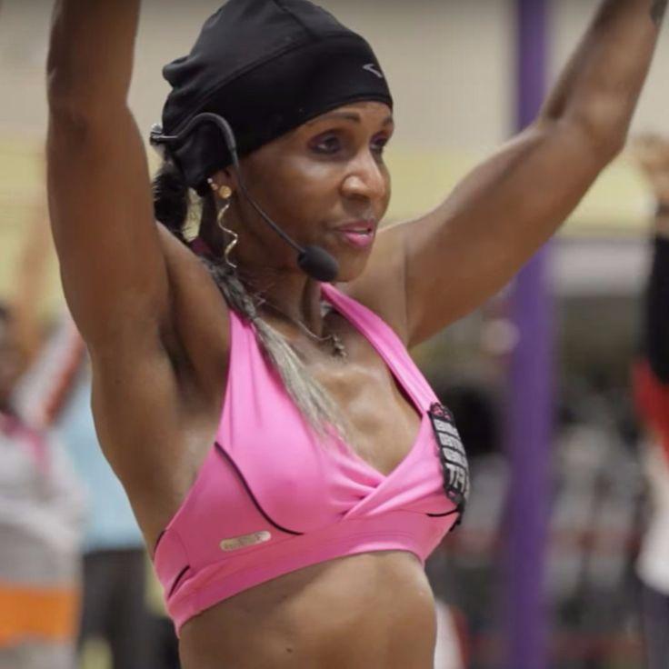 Watch this inspiring video of Ernestine Shepherd, the world's oldest bodybuilder.