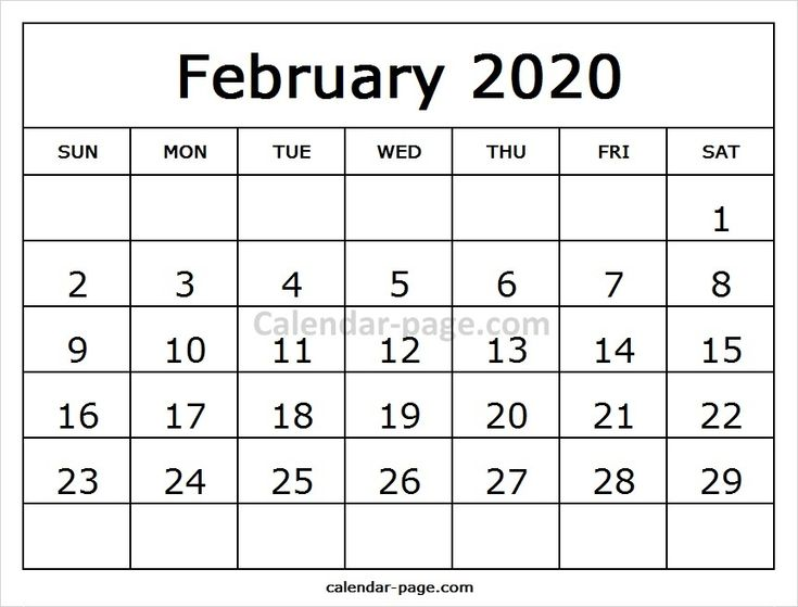 Get the best Calendar 2020 February and its free images from our website. We have shared weekly, monthly, and yearly calendars for all purposes (office work, school timetable, desktop calendar).