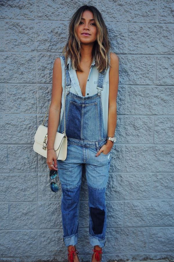 All Grown Up: 16 Stylish Ways to Wear Overalls
