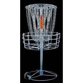 DGA Mach X portable disc golf basket/goal