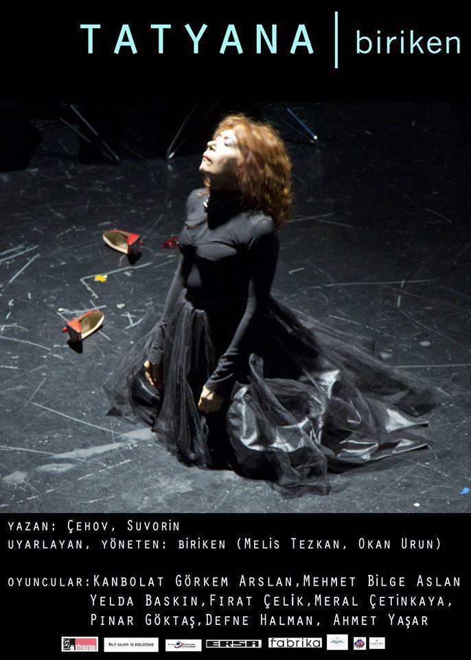 tatyana / 2014 / talimhane tiyatrosu
