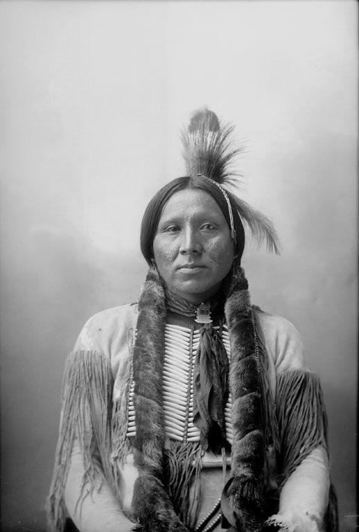 Kiowa Man 1898 | American Indian | Pinterest