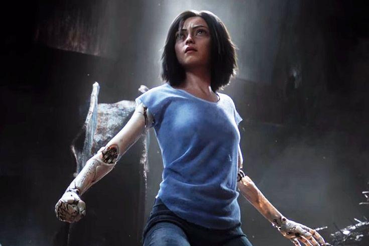 Impactante Trailer del Estreno: Alita,  Angel de Batalla                                    notodoanimacion.es