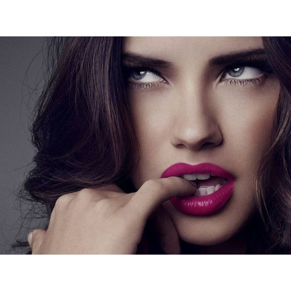 Adriana Lima wallpaper ❤ liked on Polyvore featuring people, makeup, backgrounds, faces and models