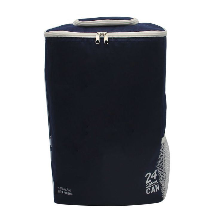 2017 wholesale large custom logo 600D insulated beer lunch cooler backpack picnic bag