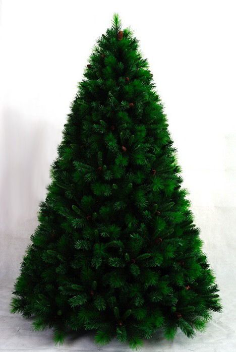 210cm encryption led colorful fiber optic Christmas tree