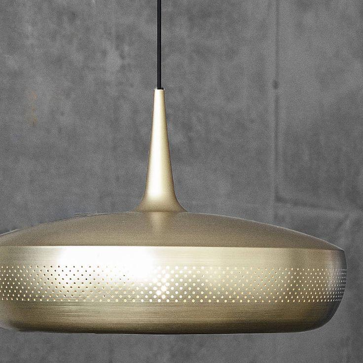 brushed brass metal pendant lampshade - Metal Lamp Shades