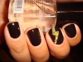 Harry Potter manicure