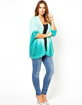 Don't know if this sweater would look cute on me or not...Hmmm. To buy it or not to buy it, that is the question.