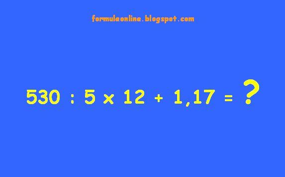 formuleonline probleme si exercitii rezolvate: Ghicitoare matematica 41