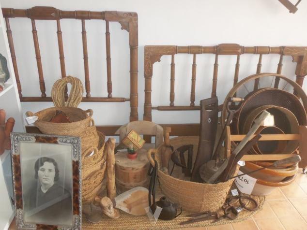 Herramienta antigua de campo en alacant vibbo for Herramientas de campo