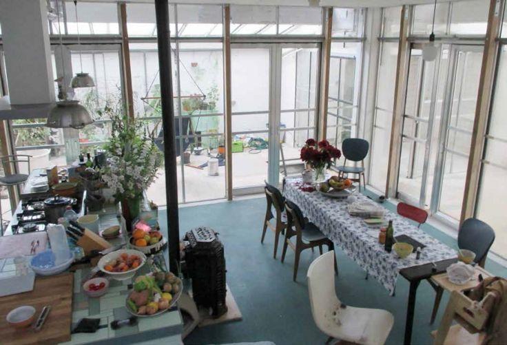 Zo wil ik wonen: Verbouwd pakhuis van en door Suzanne Loen- AIR