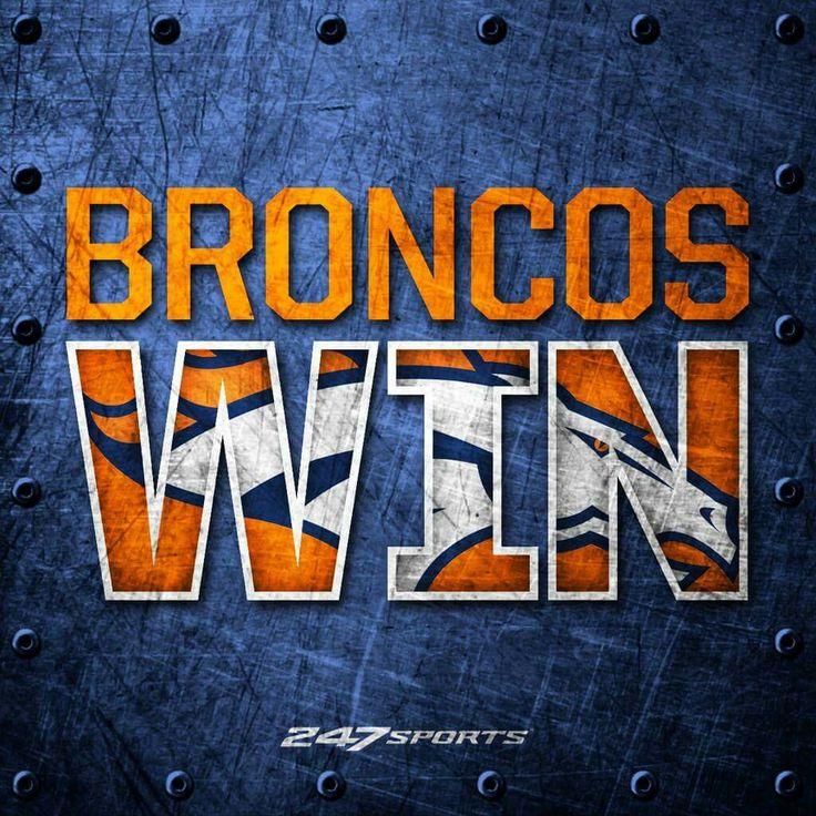 Denver News I 25: 25+ Best Ideas About Broncos Win On Pinterest