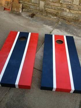 paint designs for corn hole boards | Custom Cornhole Boards for Sale in Covington, Kentucky Classified ...