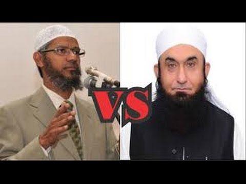Dr Zakir Naik Against Maulana Tariq Jameel & Tablighi Jamaat~ 2016{N E W S}
