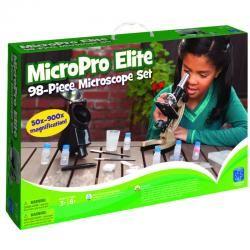 MICROPRO ELITE 98-PIECE MICROSCOPE SET